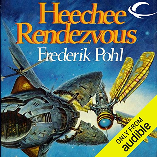Heechee Rendezvous audiobook cover art