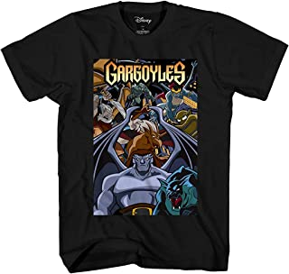 Disney Gargoyles Comic Cover - Camiseta oficial para adulto