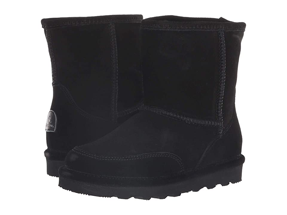 Bearpaw Kids Brady (Little Kid/Big Kid) (Black) Girls Shoes
