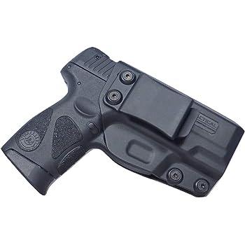 Kydex Paddle Holster W//Plastic Injection Mold TAURUS MILLENNIUM PT-111 G1 /& G2