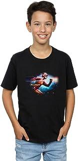 DC Comics Niños The Flash Sparks Camiseta