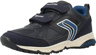 Geox Boy's J Bernie C Sneaker