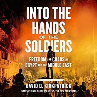 Into the Hands of the Soldiers audiobook cover art