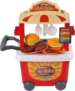 Adventure Toys Pretend Play Mini Cooking Station Toy Set Ham