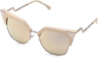 Fendi Women's Ff 0149/S 0J Sunglasses, Pink, 54
