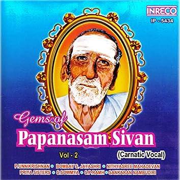 Gems Of Papanasam Sivan Vol. 2