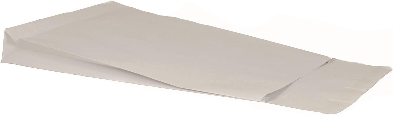 Bong 14062 Faltentasche mit Klotzboden C4 (229 x 324 x x x 40mm) Kraftpapier 120 g qm, Haftklebung mit Abdeckstreifen, VE  200 Stück, weiß B003O8KD6G   Hohe Sicherheit  dba90d