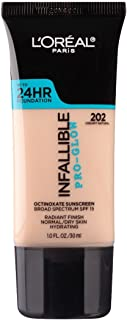 L'Oreal Paris Infallible Pro Glow Foundation 202 Creamy Natural 30ml