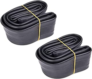 "Rongbo Bike Replacement Inner Tubes,20"" 24"" 26"" Schrader Valve BMX Bike Inner Tubes,Fit Width1.75/1.95/2.125 Bicycle Tires"