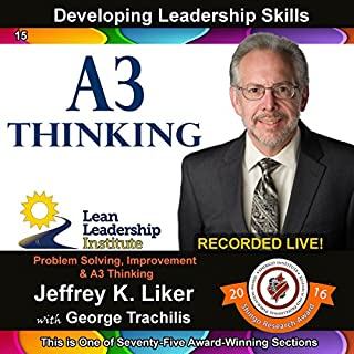 A3 Thinking - Module 2, Section 9 audiobook cover art