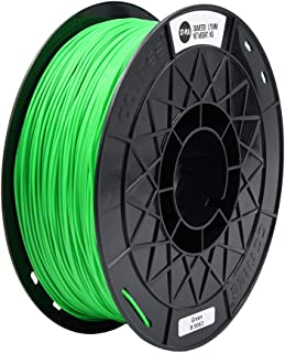 CCTREE 3D Printer ST-PLA Filament 1.75MM Accuracy +/- 0.03mm 1kg Spool (2.2lbs) for Creality Ender 3/Ender 3 Pro/Ender 3 V...