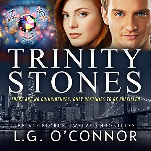 Trinity Stones audiobook cover art