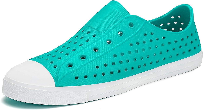 SAGUARO Womens Mens Kids Outdoor Garden Shoes Lightweight Anti-Slip Quick-Dry Water Shoes