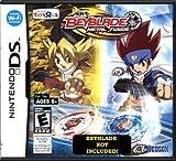 Beyblades Nintendo DS Video Game Beyblade Metal Fusion TRU Version Beyblade NOT...