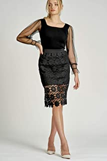 Valleygirl LACE H-LINE Skirt (325590)