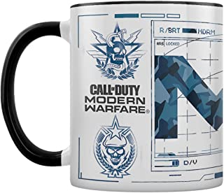 Call of Duty: Modern Warfare (Icons) MGC25560 Call of Duty: Modern Warfare - Mug en céramique 11oz / 315ml (Icons)
