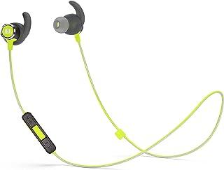 JBL Reflect Mini 2 Bluetooth-hörlurar i grönt — sporthörlurar vattenavvisande — trådlösa in-ear hörlurar trådlösa — upp ti...