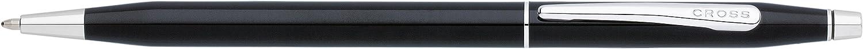Cross Classic Century Century Century Kugelschreiber (Drehmechanik, chromplattierte Beschläge, auswechselbare Mine Strichstärke  Mittel) schwarz-lack B00QSBQ4U0 | Preisreduktion  2f4fc4