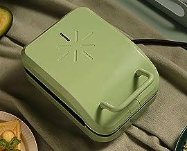 600 W, 220 V, automatische wafels voor elektrische sandwich hamburger cake met zeepbellen voor het ontbijt bij het diner (...