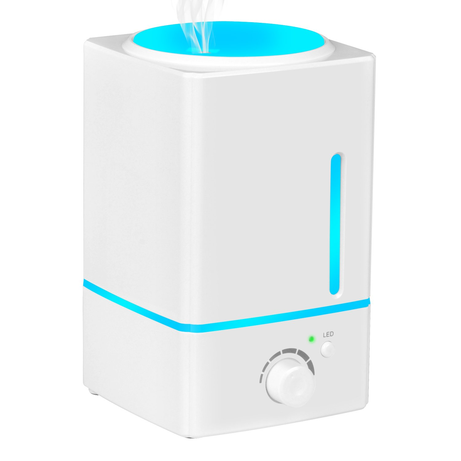 OliveTech Aromatherapy Essential Humidifier Ultrasonic