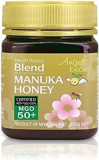 Angel bean マヌカハニー MGO 50+ ニュージーランド産 ブレンドマヌカ 天然はちみつ 250g