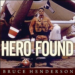 Hero Found audiobook cover art