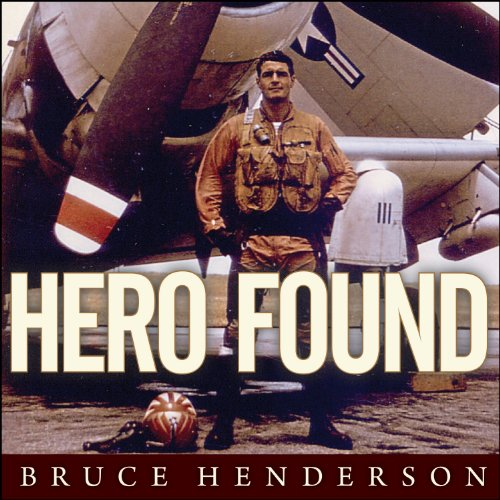 Hero Found audiobook cover art