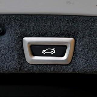 Oritech per BMW 1 3 5 Serie GT X1 X3 F30 F10 X1 X3 F48 F25 Manopola multimediale Pulsante Rivestimento Interno Rivestimento Interno Refit idrive Accessori Auto 5 Pulsanti, Stile B