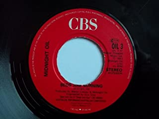 Midnight Oil Beds Are Burning OIL 3 UK 45 7
