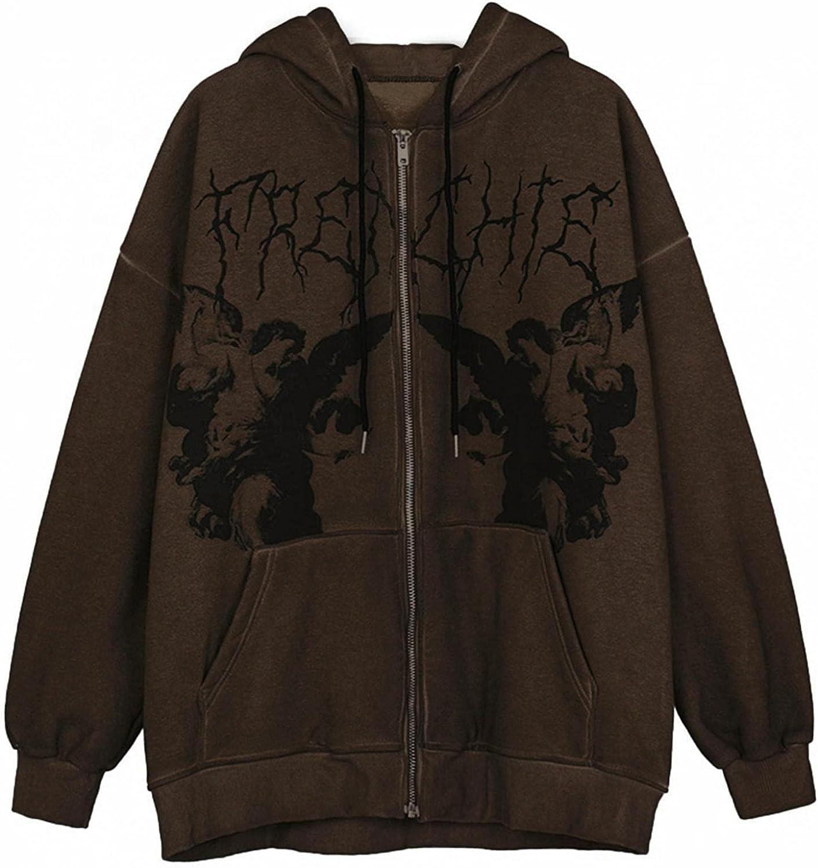 BAGELISE Hoodies for Women,Womens Jacket Zip Up Hoodie Sweatshirt Long Sleeve Casual Drawstring Sport Coat with Pockets