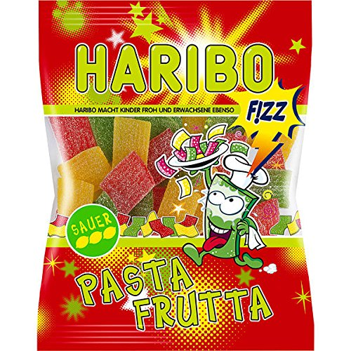 Haribo Pasta Frutta, 15er Paxk, 15 x 175g