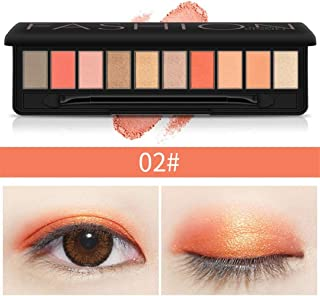 Beauty Eyeshadow Empty Magnetic Makeup Palette DIY Eye Shadow Pigment Tray Holder Box Case Make Up Faced Cosmetic Sky Blue