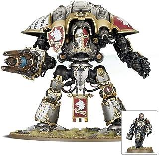 Games Workshop Warhammer 40K - Knight Preceptor GANIS Rex