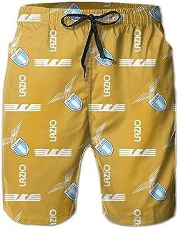952e51204de0 Samthune SS Lazio 3D Calzoncini da Bagno Costume da Bagno Uomo Calzoncini  da Bagno Pantaloncini da