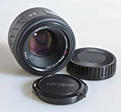 50MM F 1.7 AF SONY MINOLTA LENS WITH FRONT + REAR CAPS