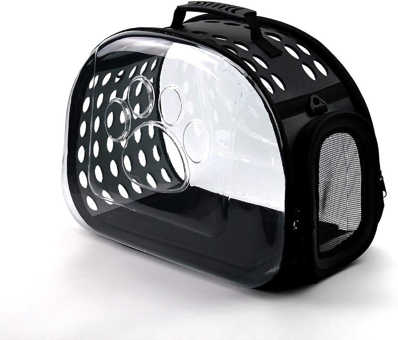 Pet Supplies Transparent pet Bag Space Capsule pet Bag Portable pet Bag Travel pet Bag Car pet Bag Passion fruit