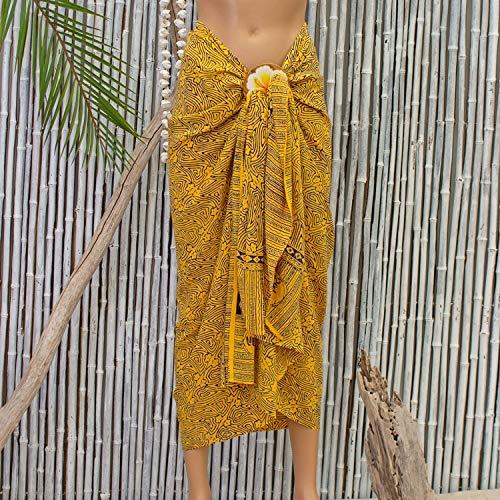 Fashion4Wellness Bali Pareo met Sp My Sunshine - Gafas de sol