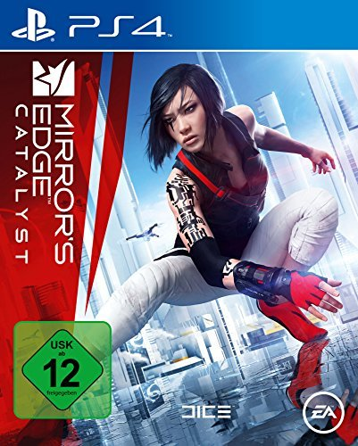 Mirror#s Edge Catalyst (USK ohne Altersbeschränkung) PS4 by Electronic Arts