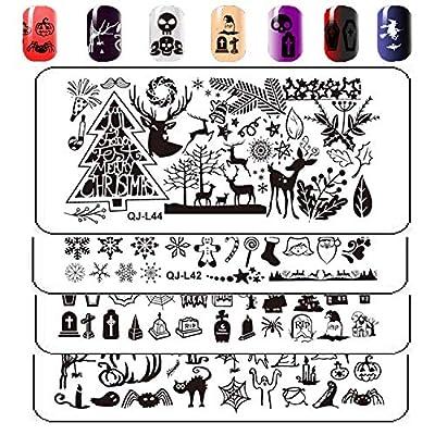 ARTIFUN Nail Art Stamping