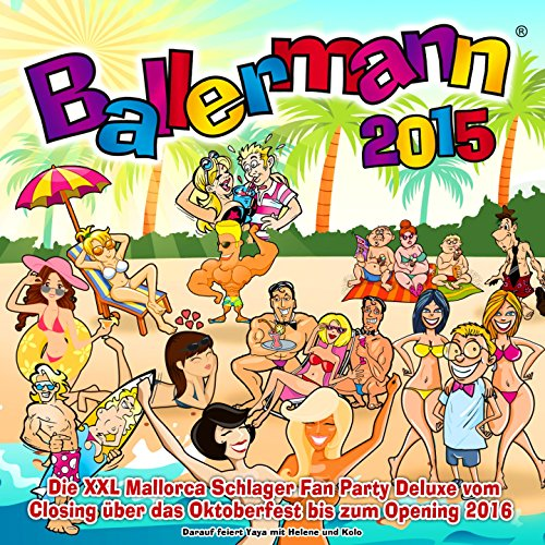 Party, Palmen, Weiber und'n Bier (Beach Mix)