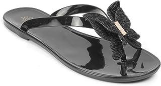 tresmode Womens Jelly Flip-Flops