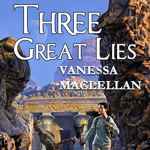 Three Great Lies cover art