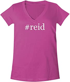 The Town Butler #Reid - A Soft & Comfortable Women's V-Neck T-Shirt
