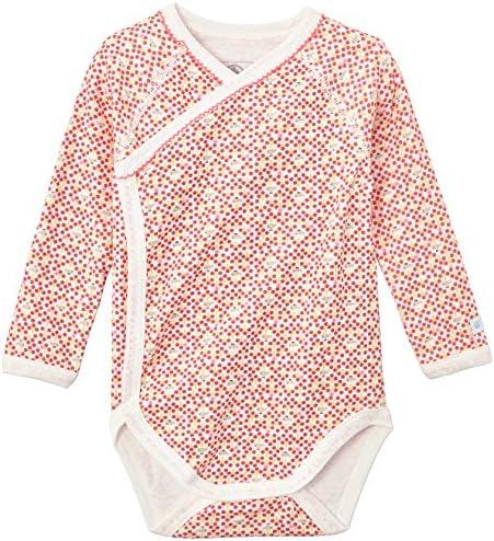Petit Bateau A00BC00 Underwear Lot de 3 Bodies pour B/éb/é filles Naissance
