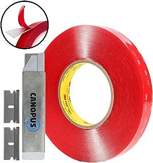 3m extreme mounting tape vs vhb