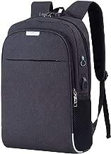 Backpack Usb Men Laptop Backpack 15.6 Multifunction Book Backbag Travel Daypacks School Bookbag Leisure