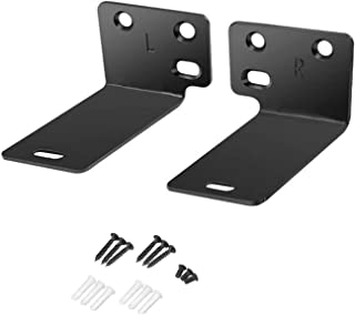 Black Mounting Wall Bracket for Bose WB-300 Sound Touch 300 Soundbar Soundbar 500 Soundbar 700 Speaker