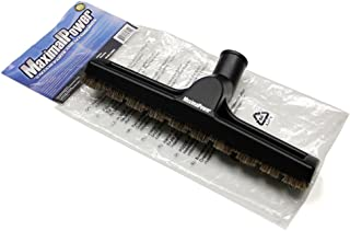 MaximalPower VA FL BRUSH 12-Inch 1.25-Inch 1-1/4-Inch 32mm Vacuum Cleaner Attachment 360 Floor Brush Tool Replacement