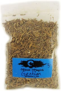 Gentian Raw Herb