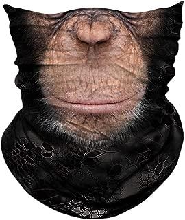 Best chimpanzee face mask Reviews